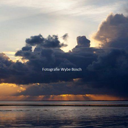 fotografie wybe bosch haven lauwersoog waddenzee ameland