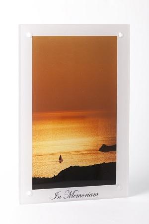in memoriam foto in plexiglas acrylglas - fotobewerking bij overlijden - overlijdensfotografie wybe bosch - friesland damwoude dokkum leeuwarden IMG_8369